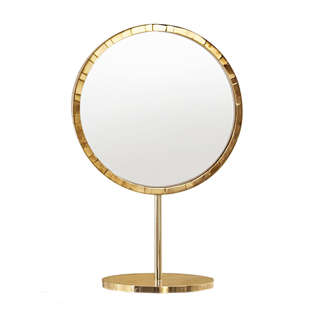 Vanilla Noir Oro Paris Mirror by Scarlet Splendour | Do Shop
