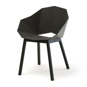 Seatshell Chair Felt by Frederik Roije | Do Shop