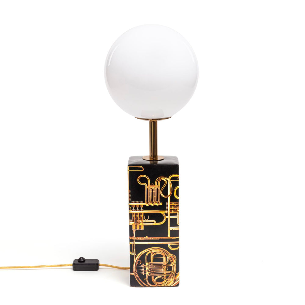 Trumpets Table Lamp by Seletti Wears Toiletpaper | Do Shop