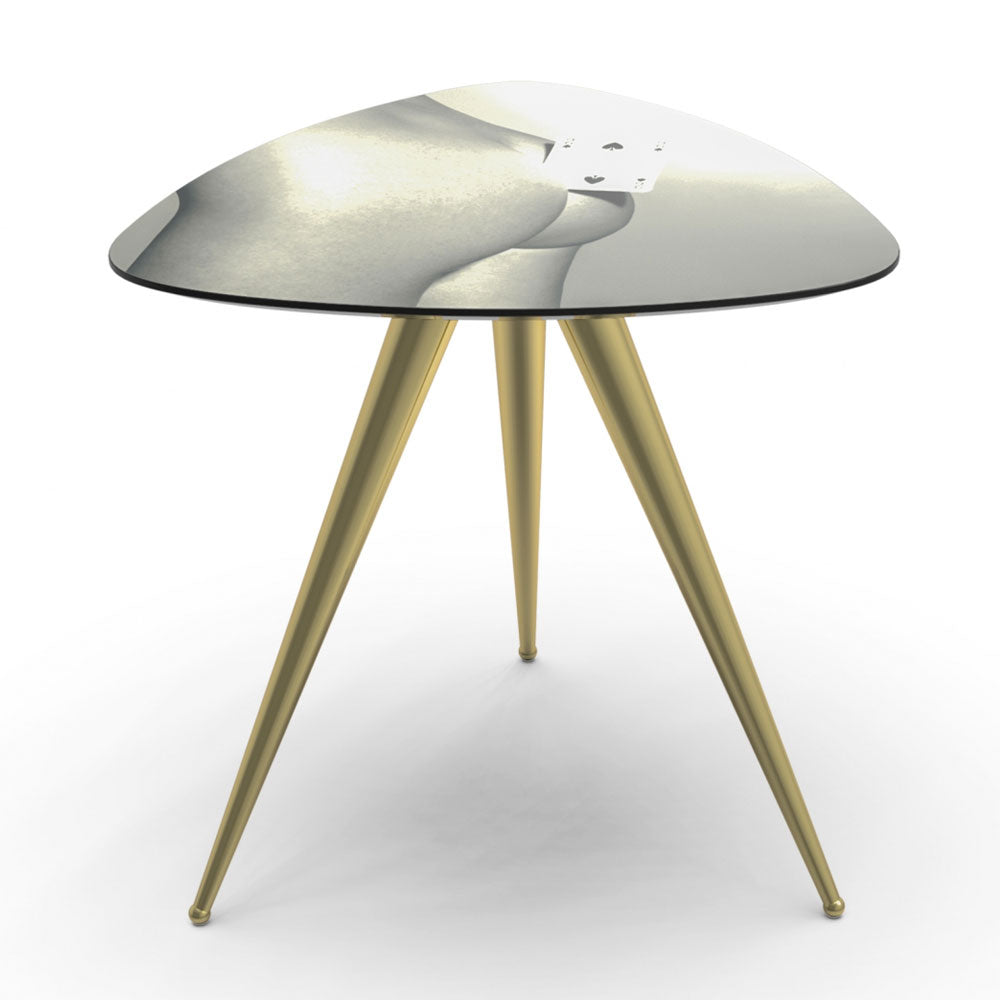 Two Of Spades - Side Table - Seletti Wears Toiletpaper | Do Shop