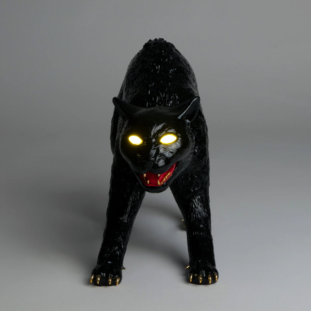 Cujo The Cat Lamp - Seletti | Do Shop