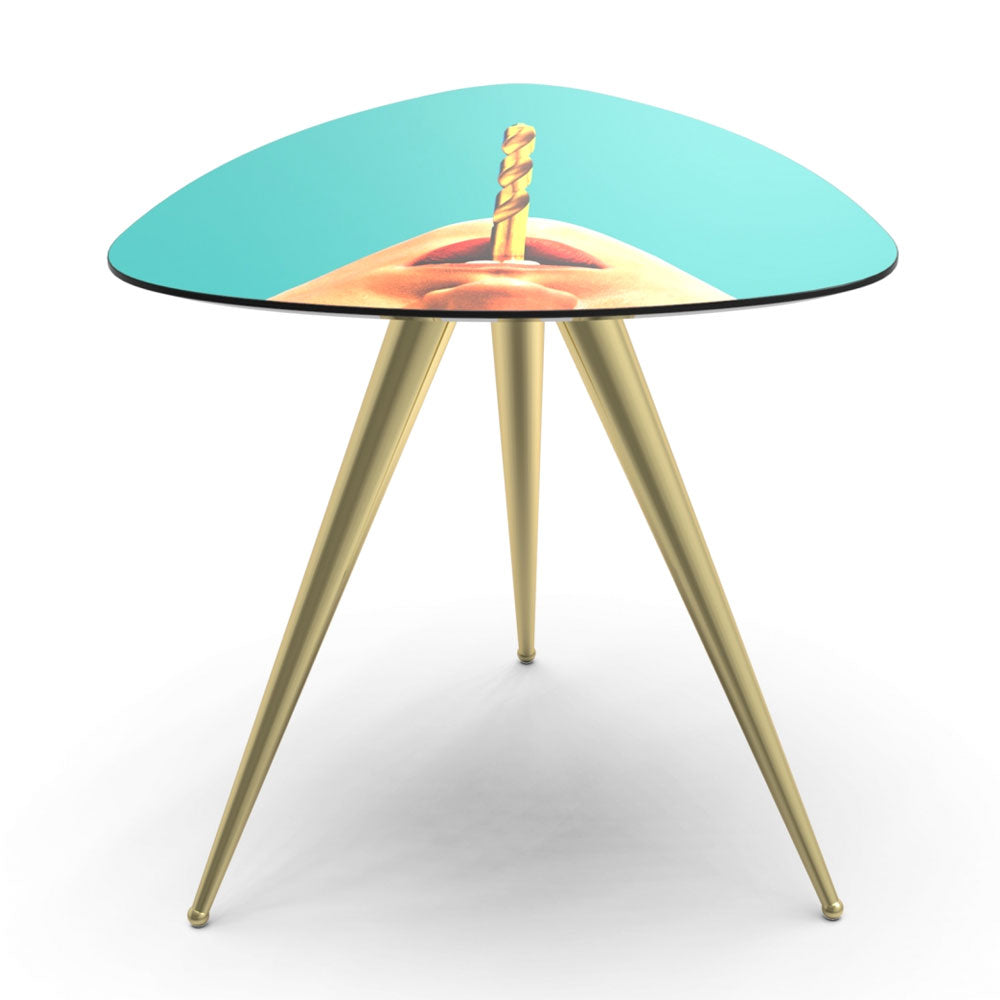 Drill - Side Table - Seletti Wears Toiletpaper | Do Shop