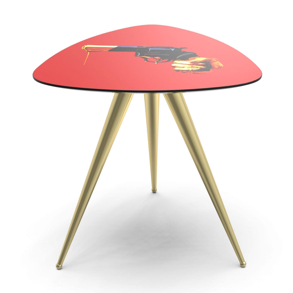 Revolver - Side Table - Seletti Wears Toiletpaper | Do Shop