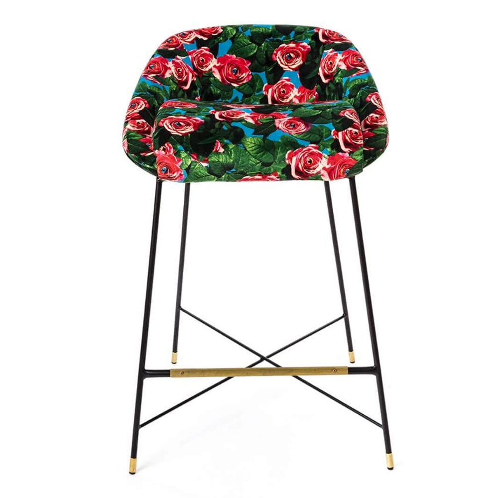 Roses - High Stool - Seletti Wears Toiletpaper | Do Shop