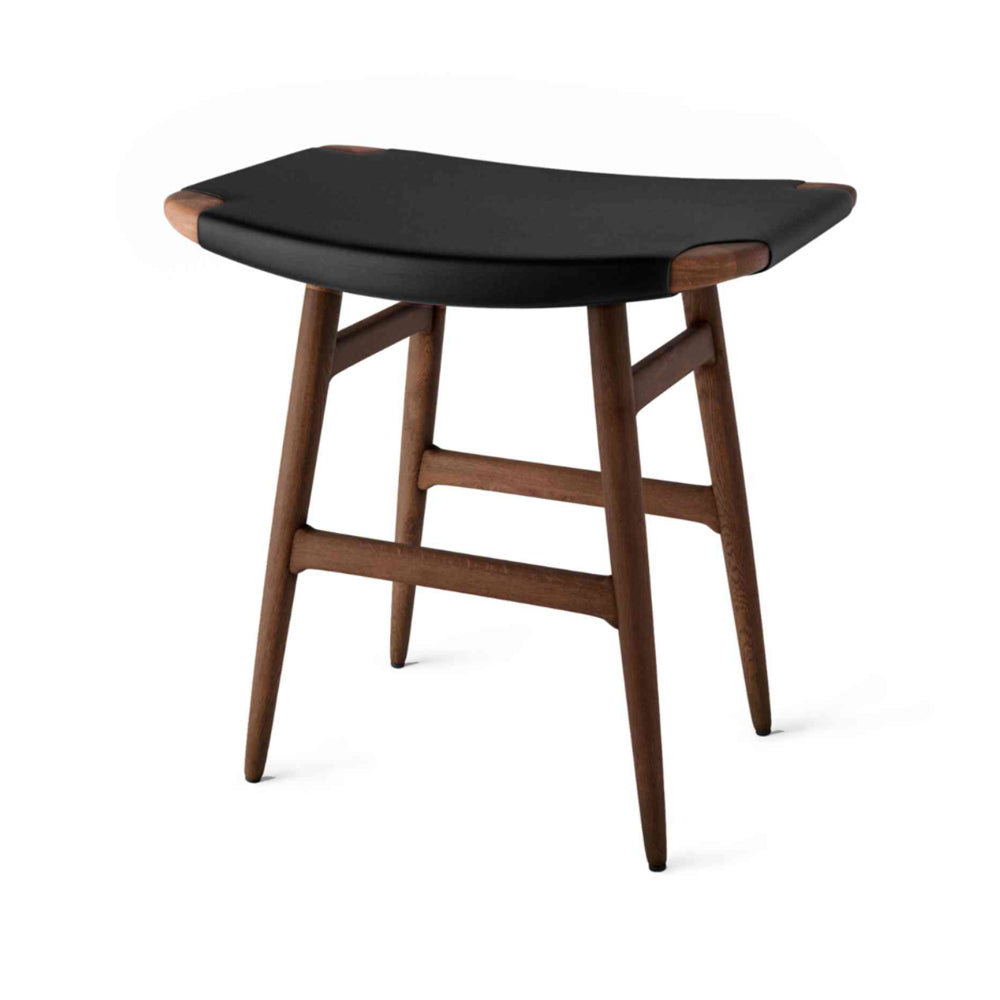 Freja Stool SH450 Leather Seat by Stellar Works | Do Shop