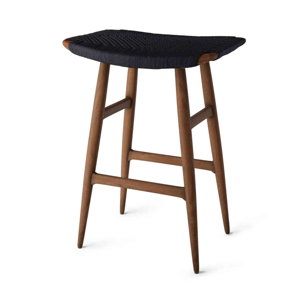 Freja Bar Stool SH610 Paper Cord Seat by Stellar Works | Do Shop