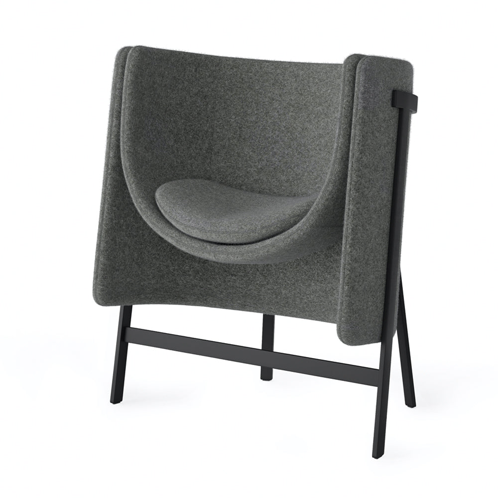 Kite Lounge Chair Narrow by Stellar Works | Do Shop