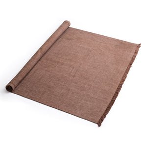 Linen Rug Mink - Stellar Works - Do Shop