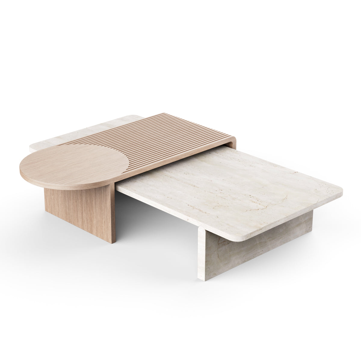 Stick & Stone Centre Table by Dooq | Do Shop