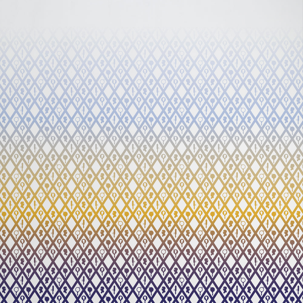 Gradient Multicolor Wallpaper by Thomas Eurlings - NLXL | Do Shop