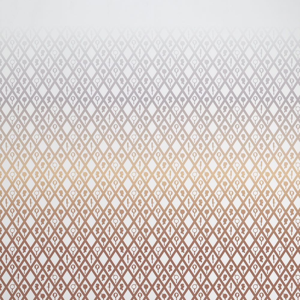 Gradient Pink Wallpaper by Thomas Eurlings - NLXL LAB - Do Shop