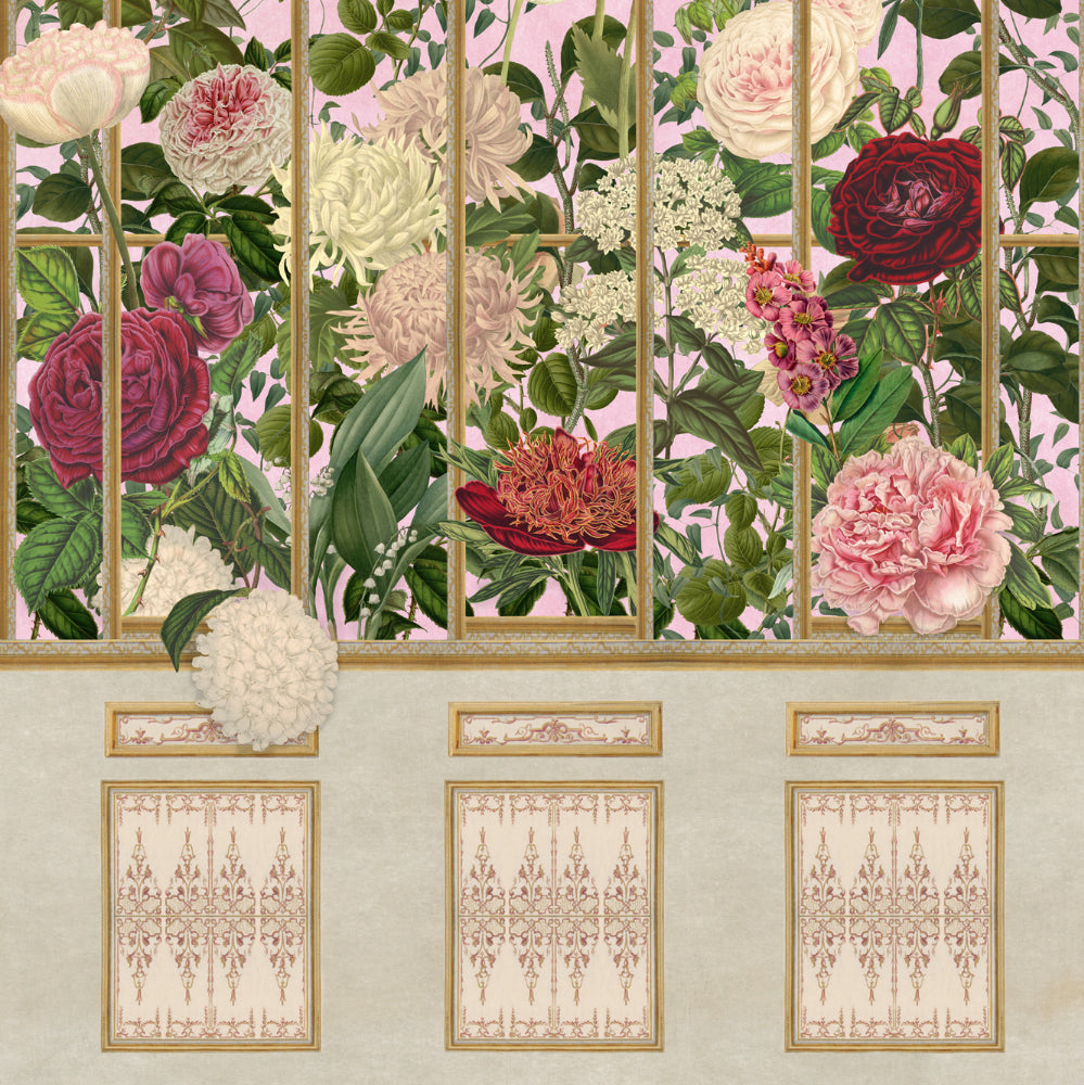 Imperial Flora Wallpaper - Compendium Collection by MINDTHEGAP | Do Shop