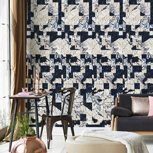Tribeca Inverted Collectables Wallpaper - MINDTHEGAP - Do Shop