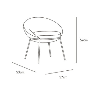 Nest Low Stool