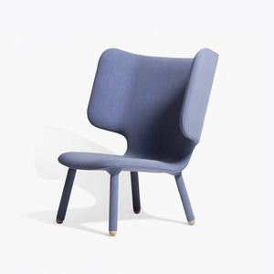 Tembo Lounge Chair - Febrik Uniform Melange - New Works - Do Shop
