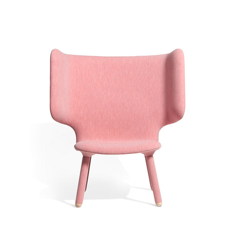 Tembo Lounge Chair - Febrik Uniform Melange