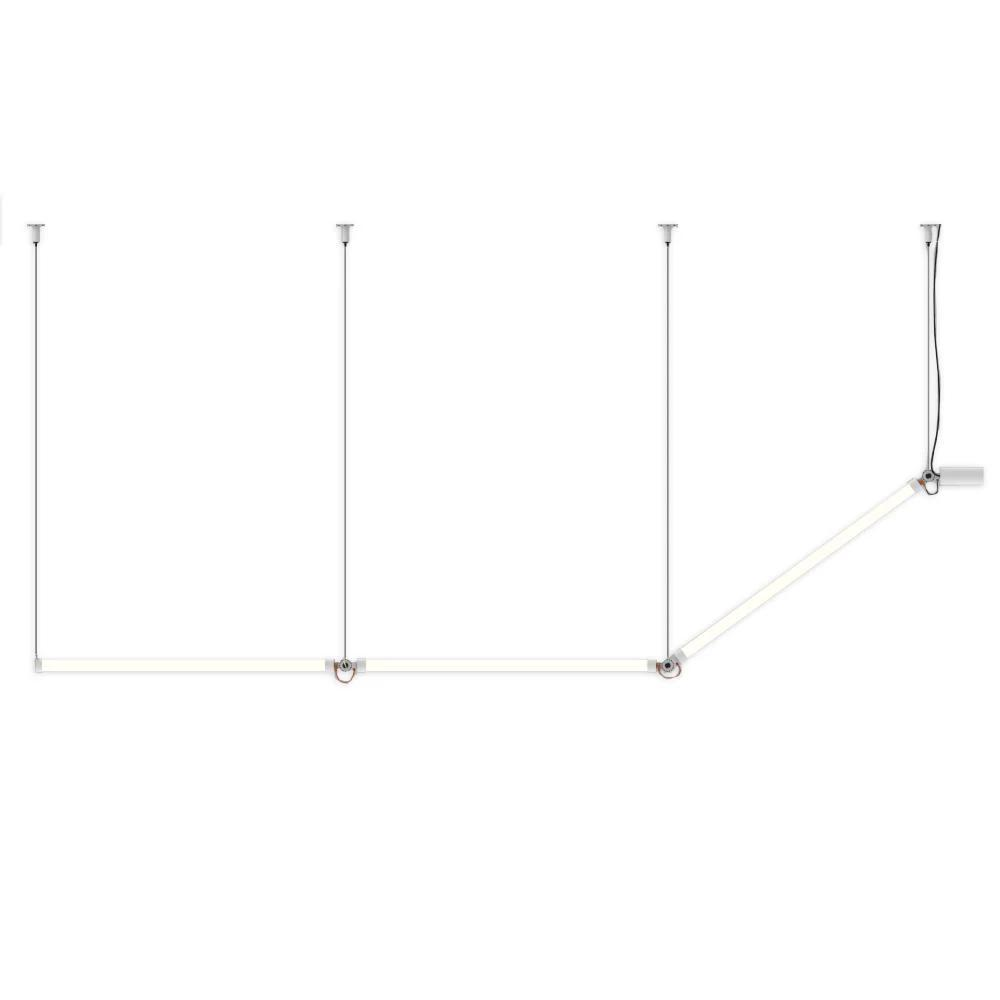 Mr. Tubes Suspension Light LED Connect by Tonone | Do Shop