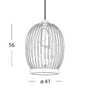 Twee T. Suspension Light - Large - Casamania - Do Shop