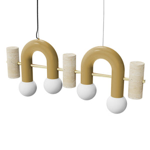 Pyppe Flat - Suspension Light by Utu Soulful Lighting | Do Shop