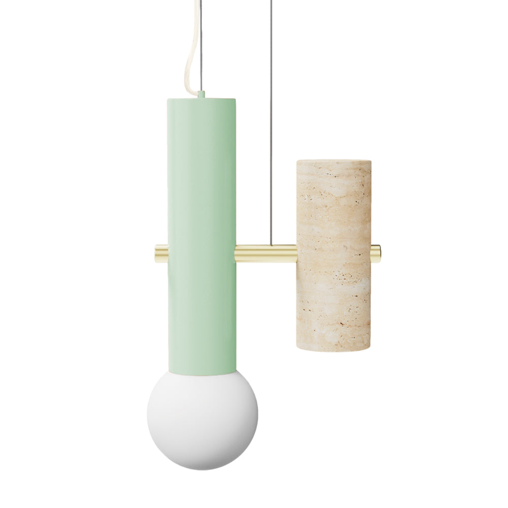 Pyppe Single I - Suspension Light by Utu Soulful Lighting | Do Shop