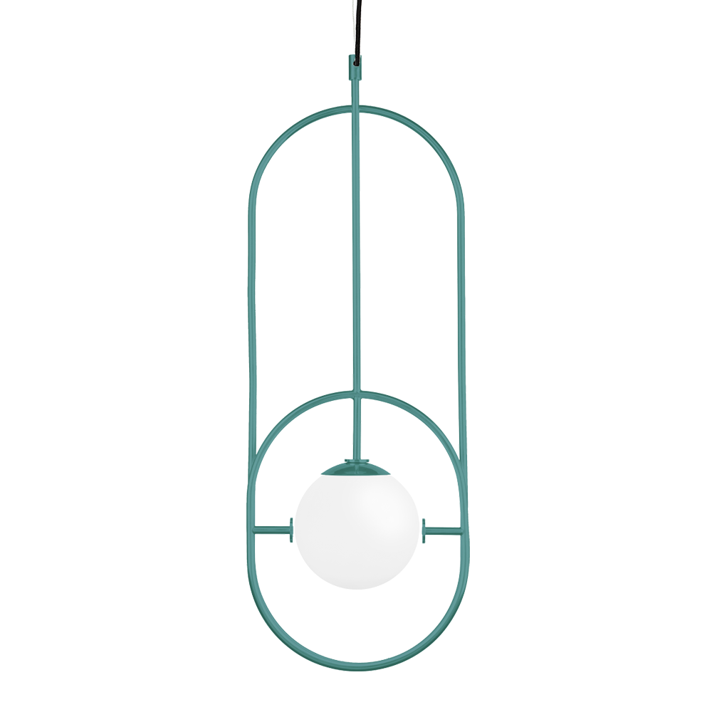 Loop I Suspension Light by Utu Soulful Lighting | Do Shop