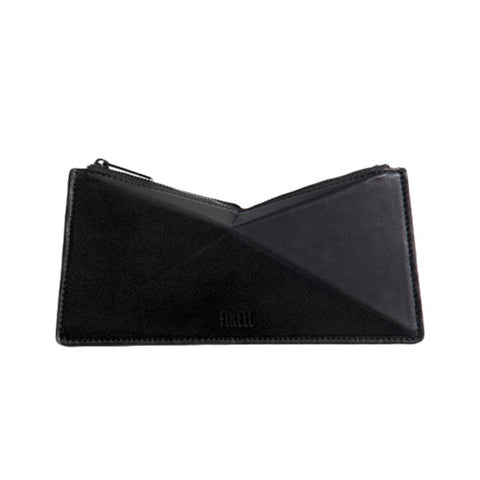 Ven Zippered Pouch Black - Finell - Do Shop