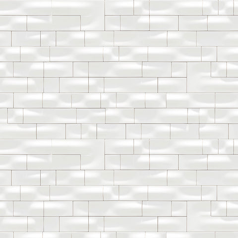 Wave Ceramics Wallpaper by Studio Roderick Vos for Monochrome Collection - NLXL - Do Shop