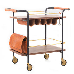 Valet Bar Cart