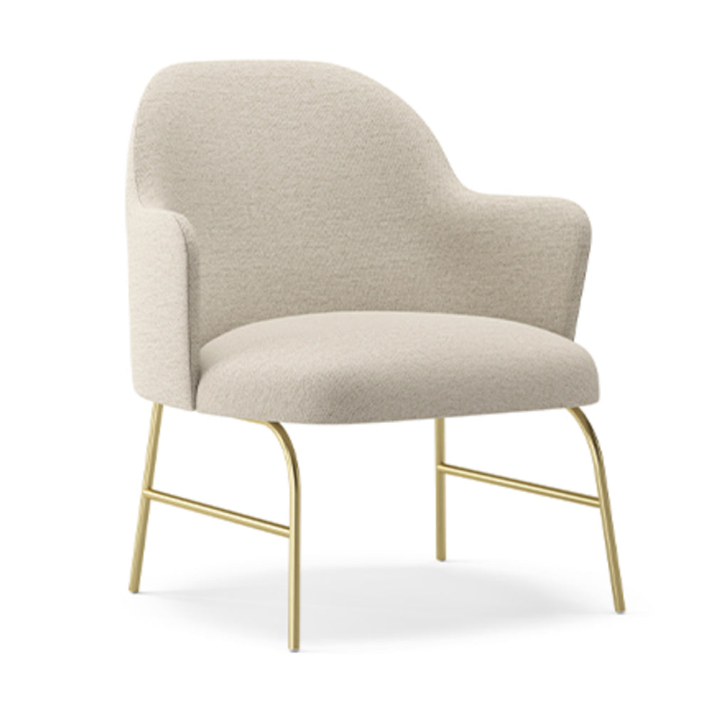 Aleta Lounge Chair by Viccarbe | Do Shop