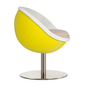 Volley Tennis Ball Dinner / Cocktail Chair - Lillus - Lento - Do Shop