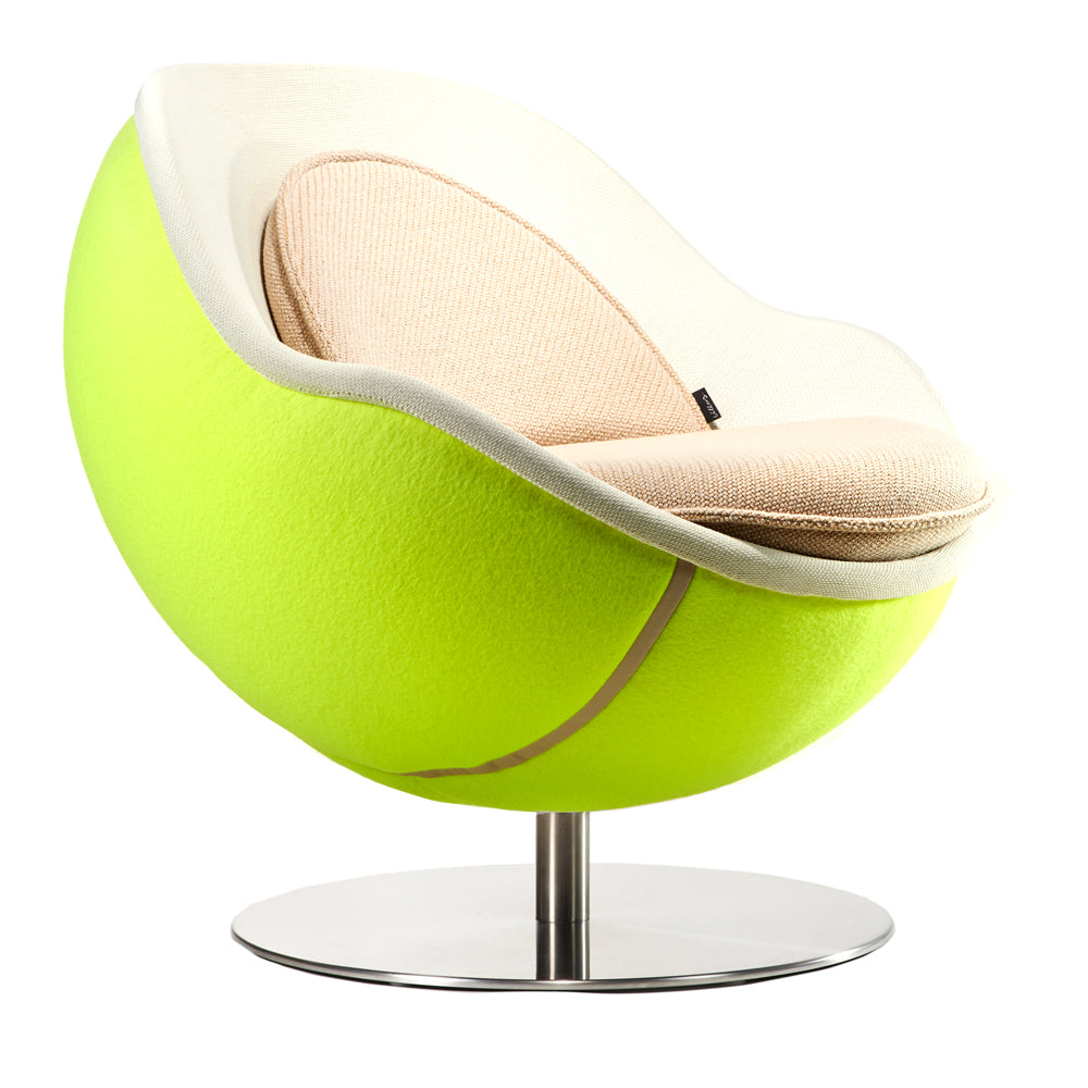 Volley Tennis Ball Lounge Chair - Lillus - Lento - Do Shop