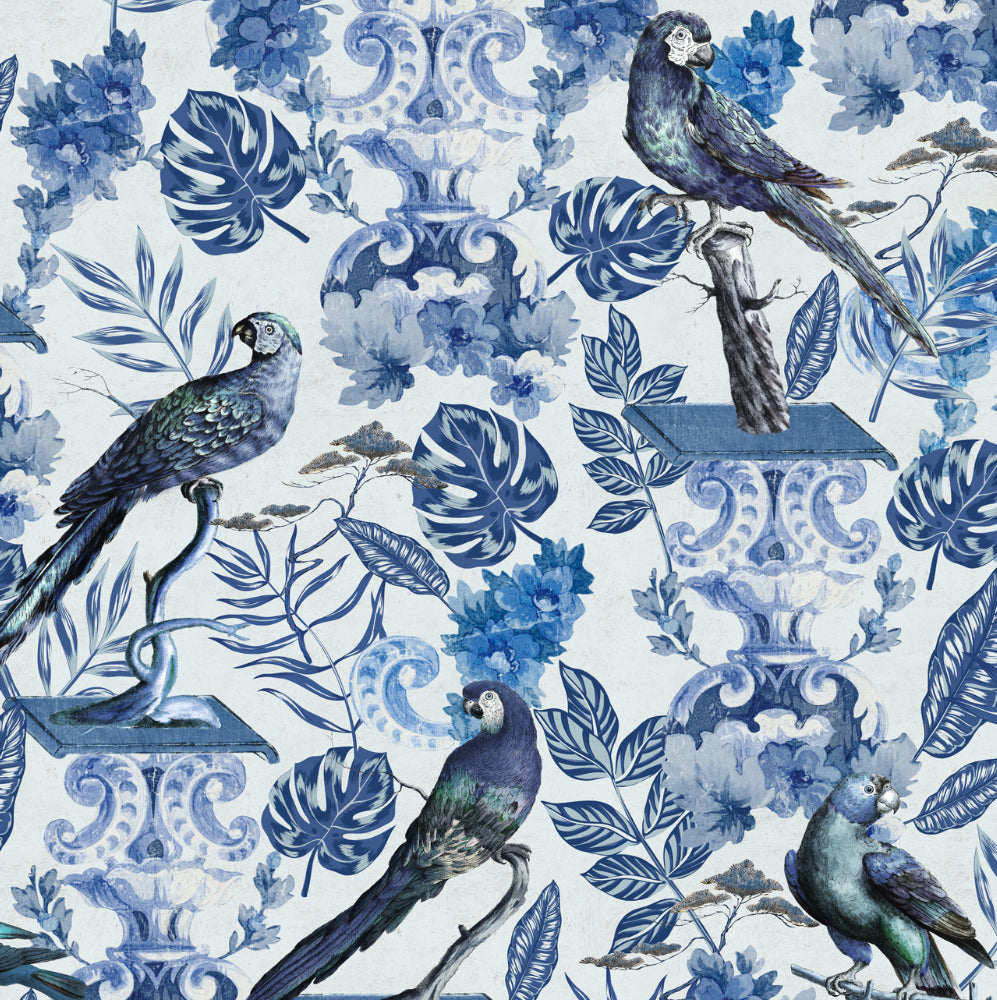 La Voliere Wallpaper - Compendium Collection by MINDTHEGAP | Do Shop