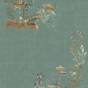 Chinoiserie Wallpaper - Compendium Collection by MINDTHEGAP | Do Shop