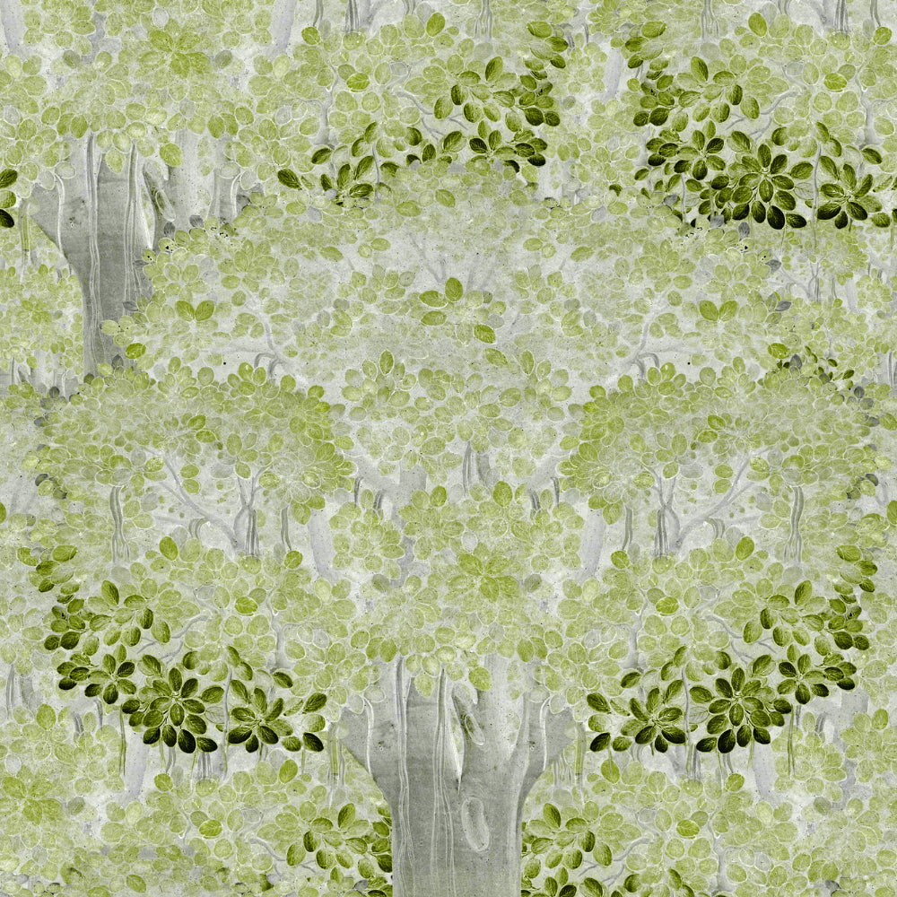 Savage Leaves Wallpaper - Compendium Collection by MINDTHEGAP | Do Shop