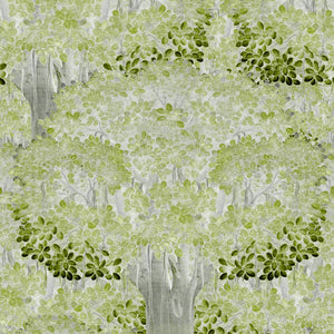 Savage Leaves Transylvanian Manor Wallpaper by MINDTHEGAP | Do Shop