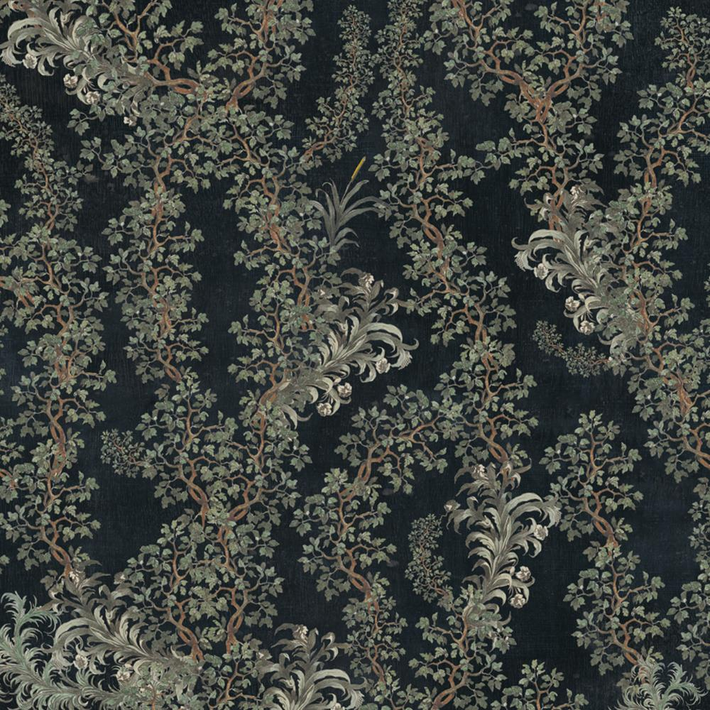 Dark Leaves Wallpaper - Compendium Collection by MINDTHEGAP | Do Shop