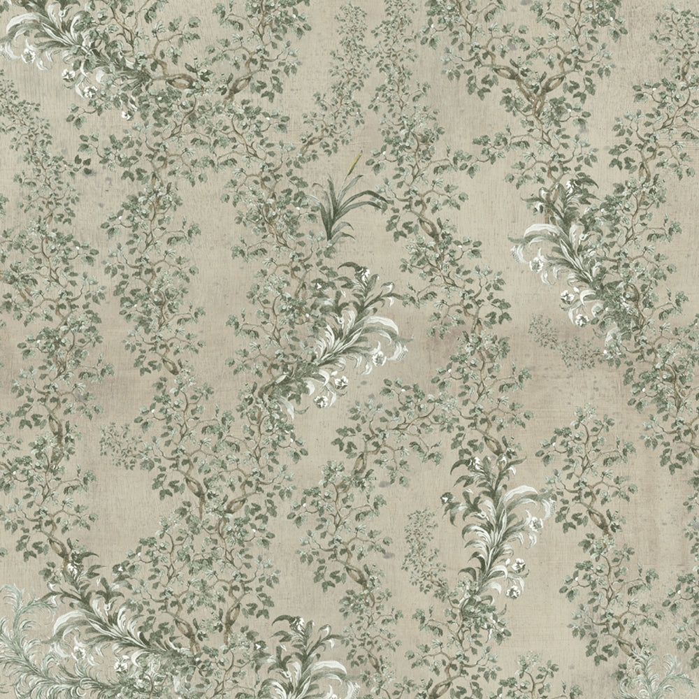 Soft Leaves Wallpaper - Compendium Collection by MINDTHEGAP | Do Shop