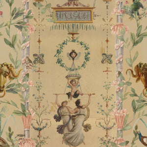 Dancing Graces Transylvanian Manor Wallpaper by MINDTHEGAP | Do Shop