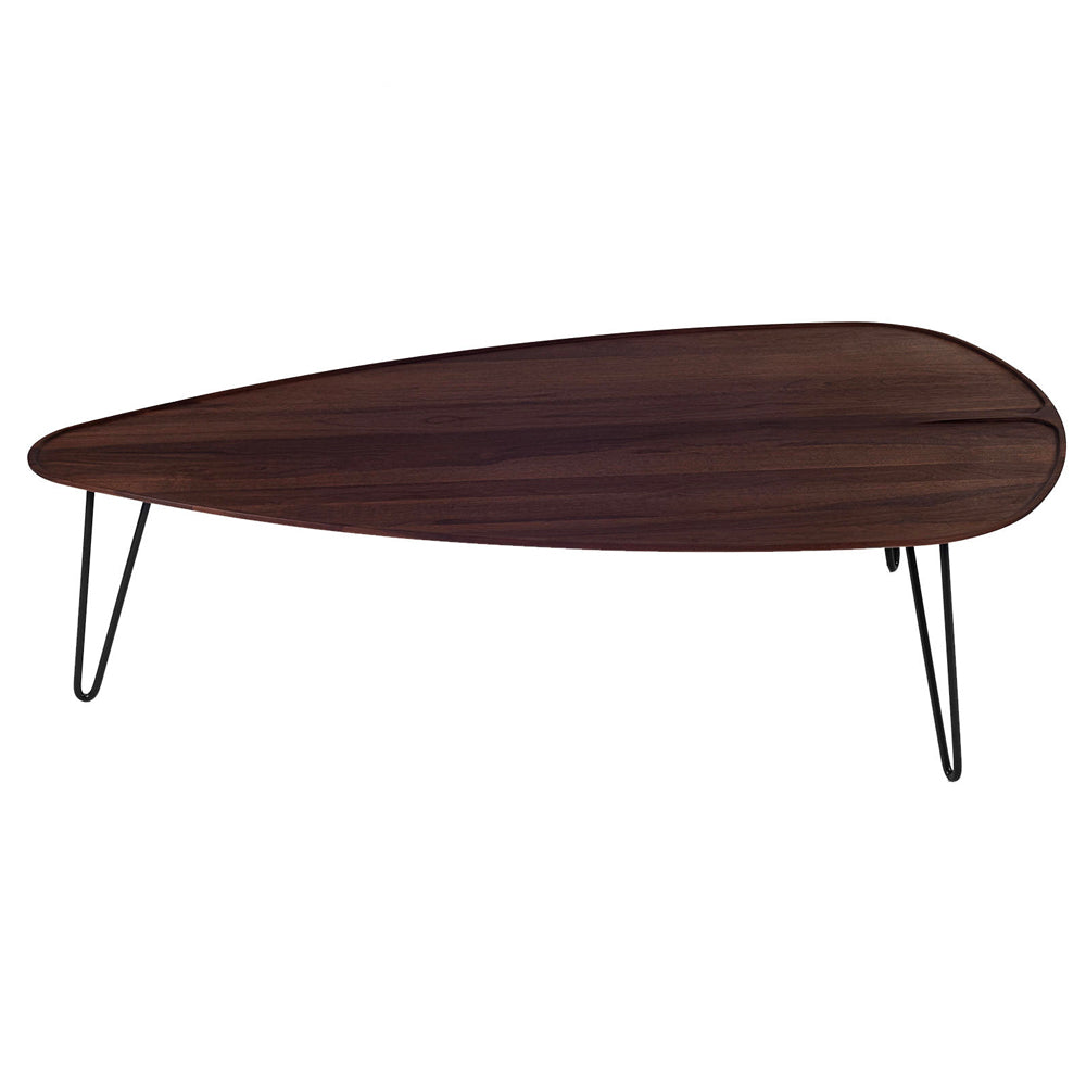 Malin Coffee Table With Metal Legs by Woak | Do Shop