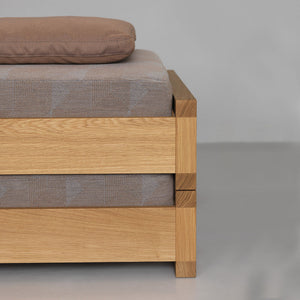 Guest Bed (with Mattress) by Zeitraum | Do Shop