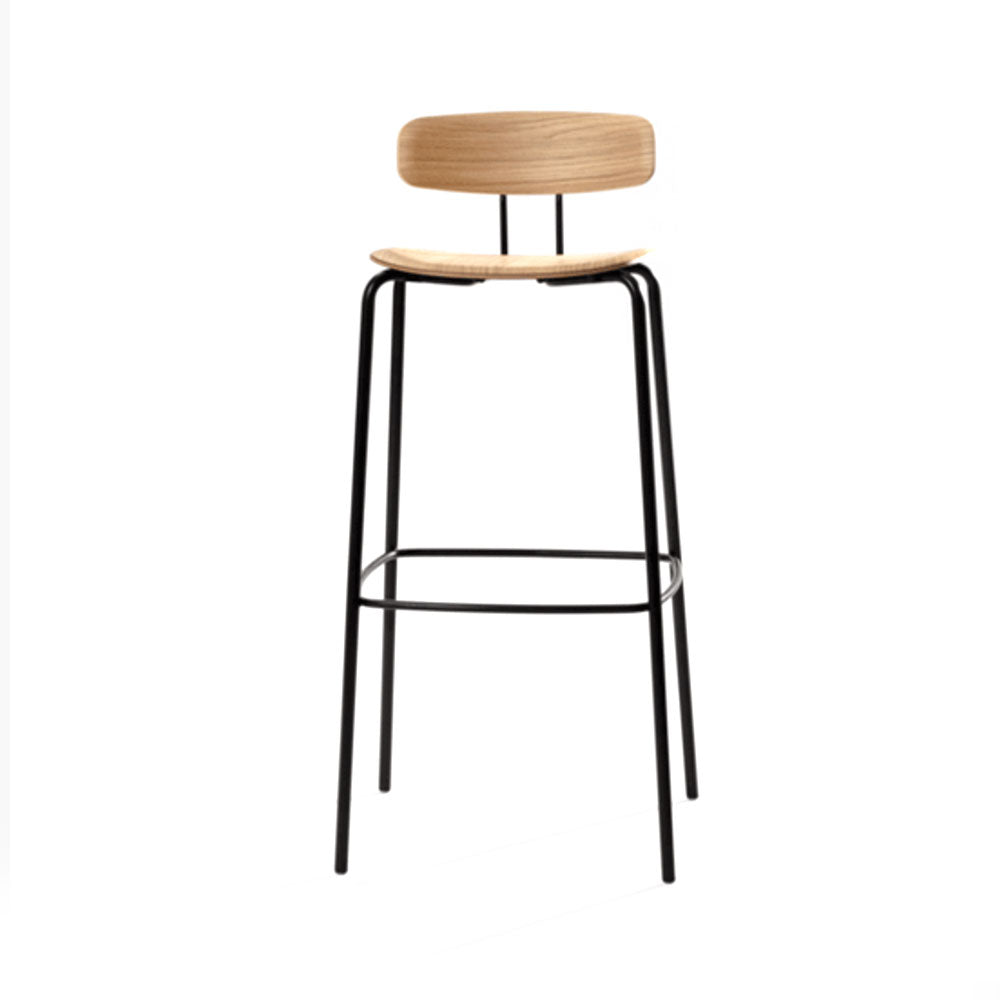 Okito Bar Stool Low - Zeitraum | Do Shop