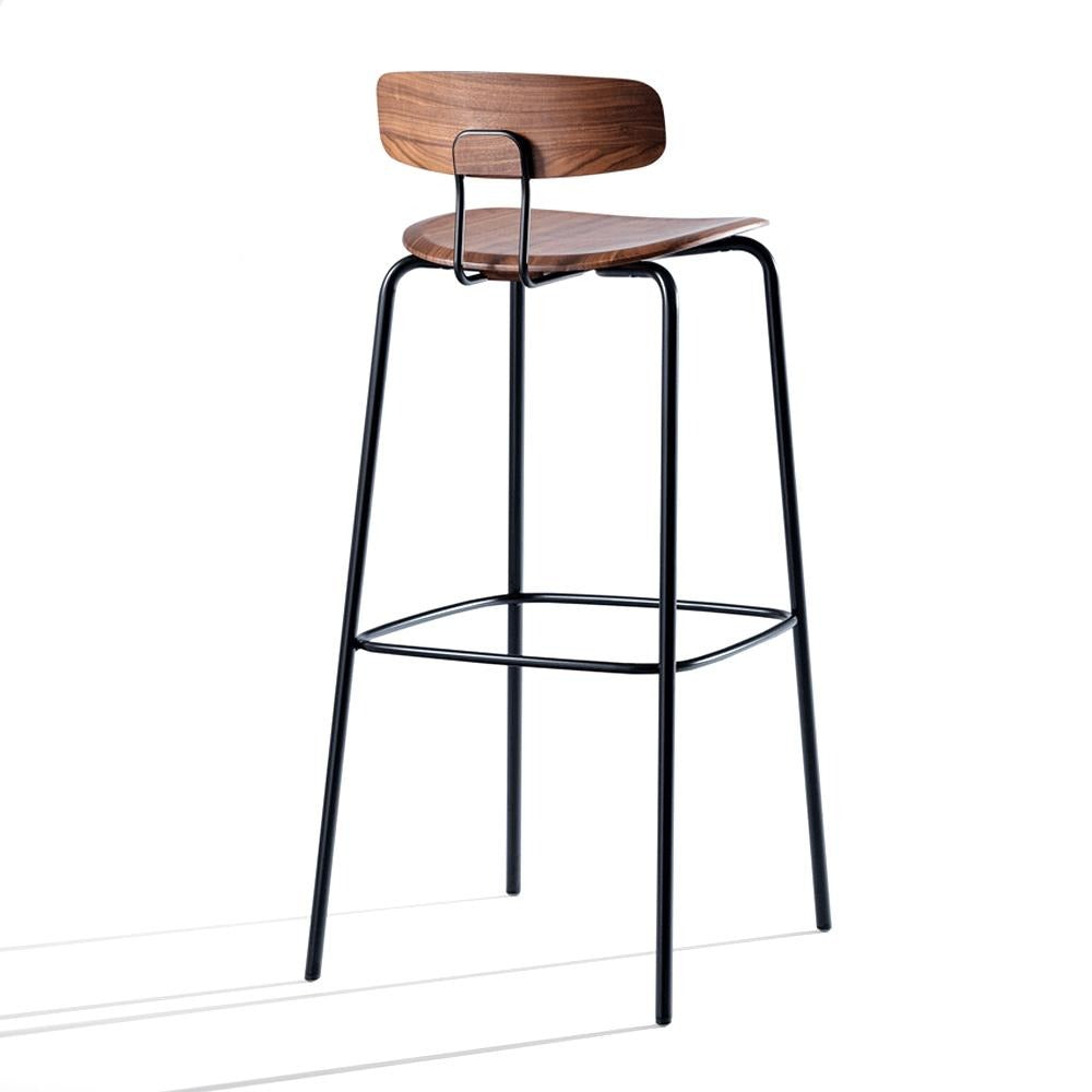 Okito Bar Stool High by Zeitraum | Do Shop