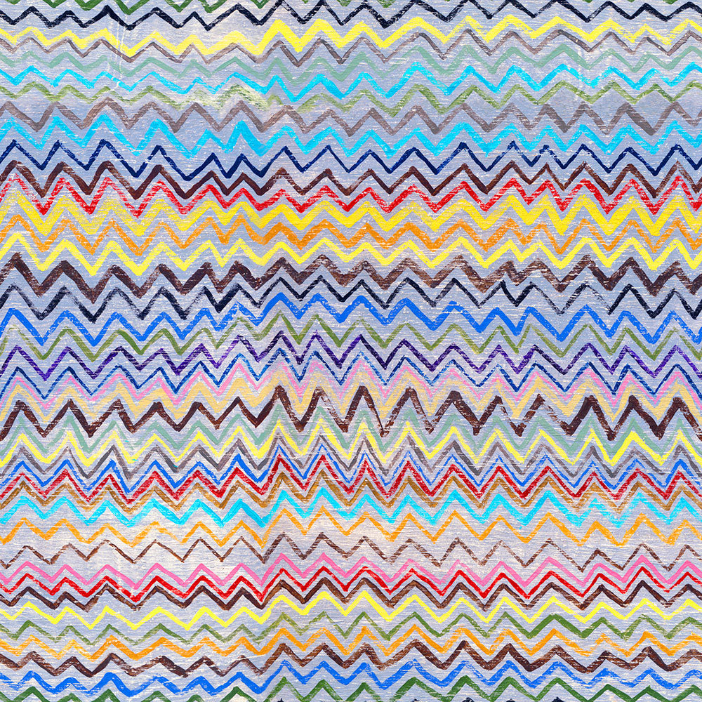 ZigZag Sugarboo Wallpaper - MINDTHEGAP - Do Shop