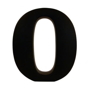 Clarendon Porcelain Letter - O - Seletti - Do Shop