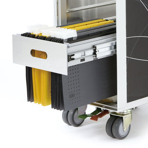 Bordbar Airplane Trolley Equipment - Cubbyhole Filing Cabinet in Aluminium - Bordbar - Do Shop