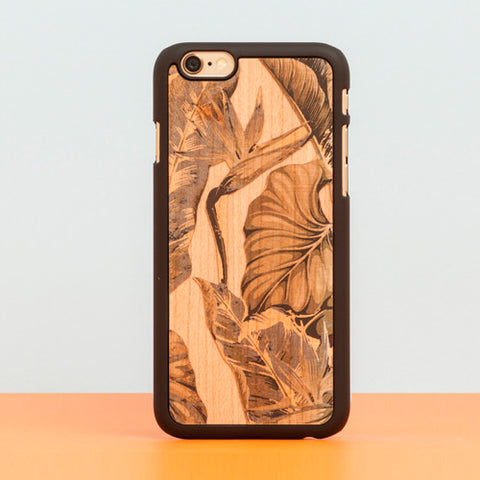 Capetown Double Essence Wood iPhone 6 Snap-On Cover