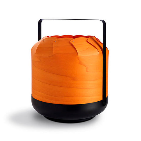 Chou Floor Light Large Short Orange - LZF - Do Shop