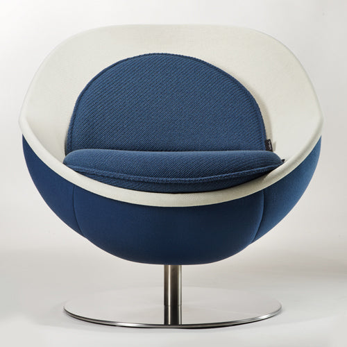 ... Classic Blue Ball Lounge Chair - Lillus - Lento - Do Shop ... & Classic Blue Ball Lounge Chair | Do Shop