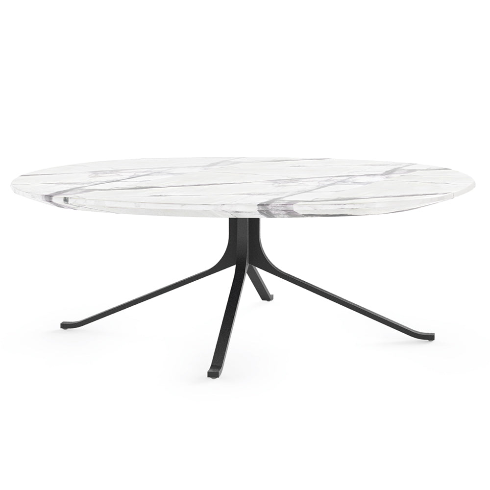 Blink Coffee Table - Wood Top - Stellar Works - Do Shop