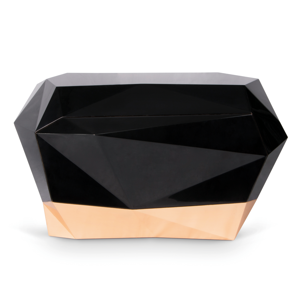 Diamond Nightstand - Boca Do Lobo - Do
